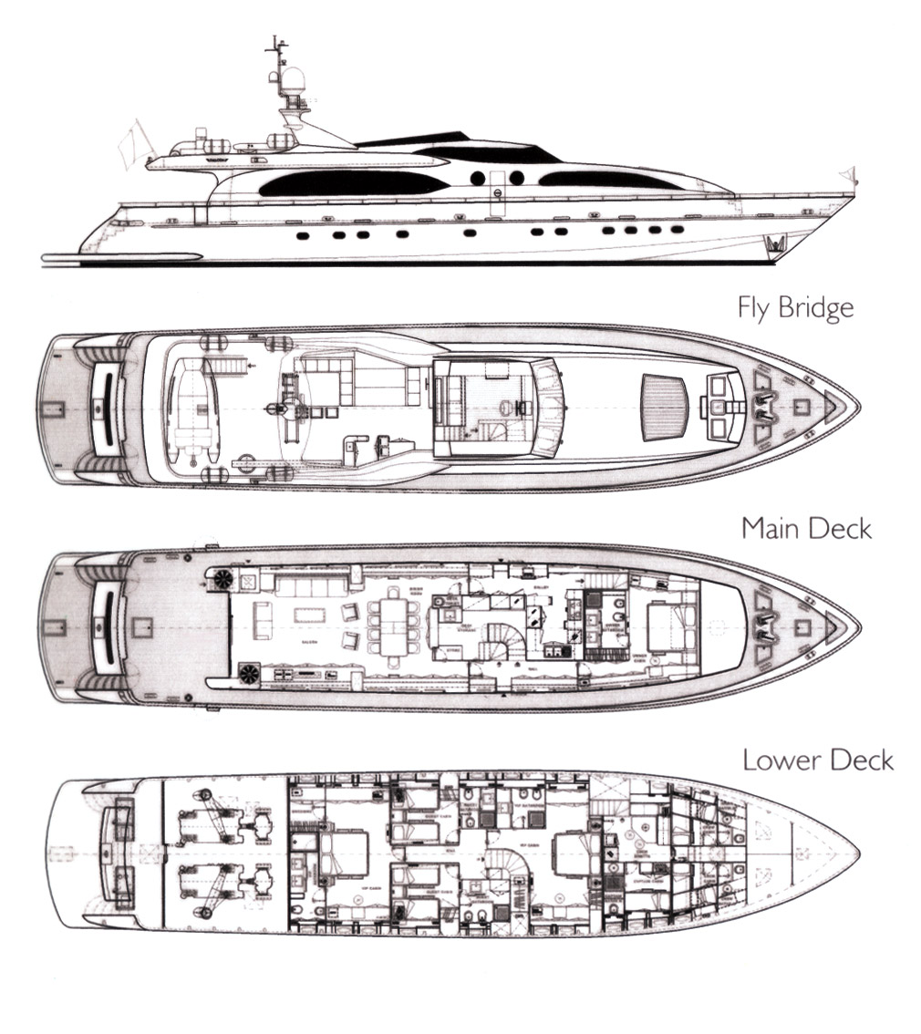 Brilliant Luxury Yacht Floor Plans 1010 x 1134 · 224 kB · jpeg